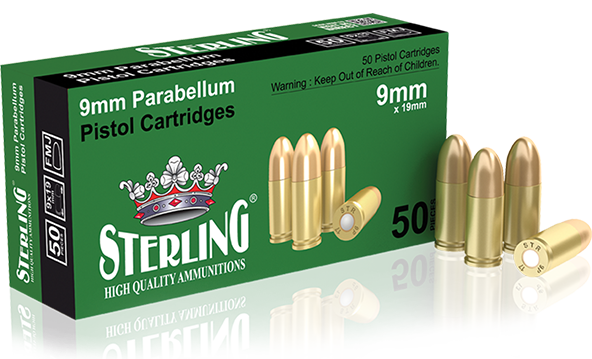 9x19 mm Parabellum On Sale at MKE